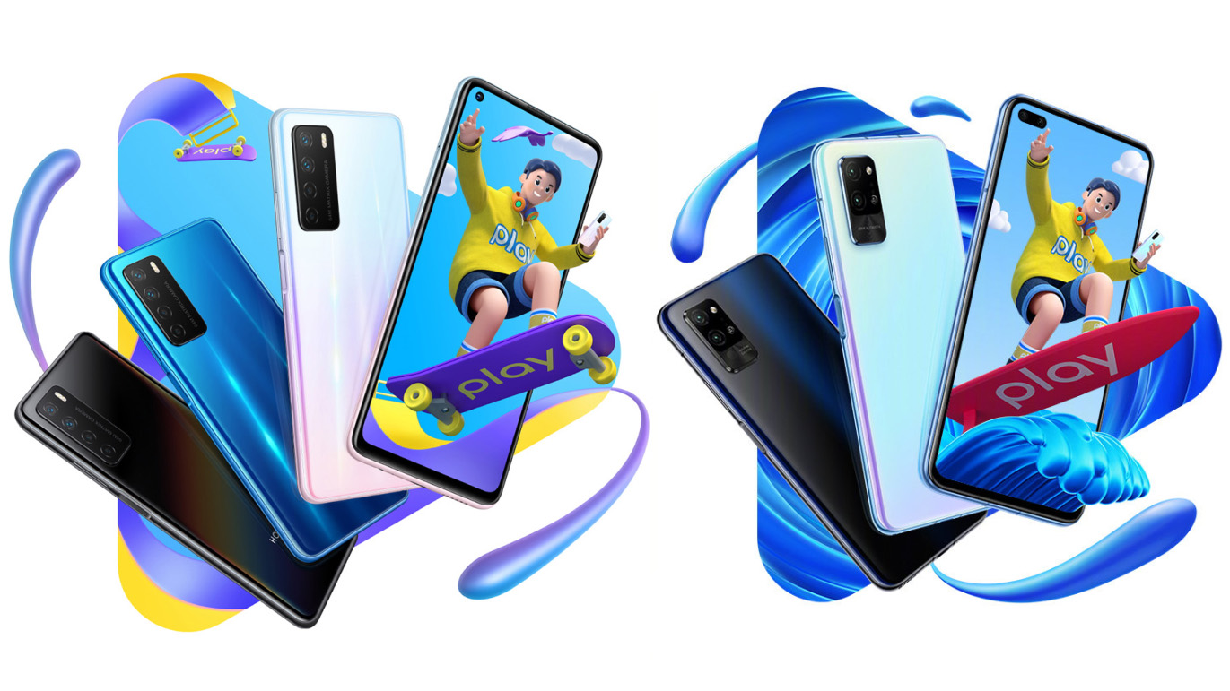 Honor Play 4 si Honor Play 4 Pro