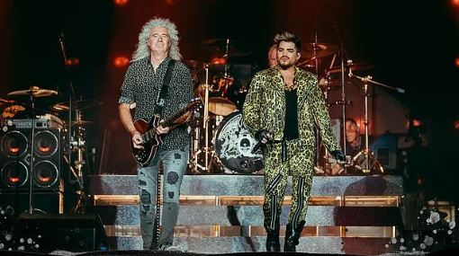 Queen + Adam Lambert - We Will Rock You